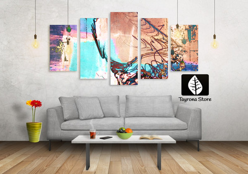 cuadro tayrona store 145x80cm abstracto 29