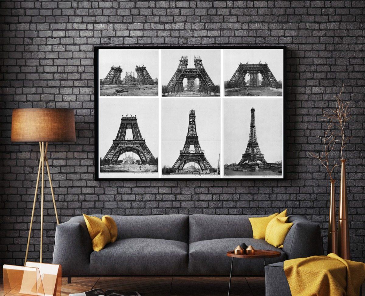Fantástico Marcos De Cuadros Torre Eiffel Cresta - Ideas ...