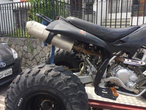 cuadron motor uno 200cc incluye remolque no esta matriculado
