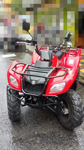 cuadron suzuki ozark 250 semiautomatico 2018