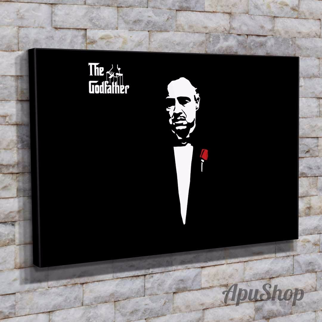 Cuadros 60x40 Película Godfather El Padrino Al Pacino Y Más - $ 799 ...