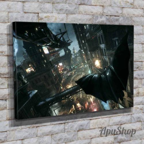 cuadros 60x40 videojuegos batman game arkaham city gatúbela