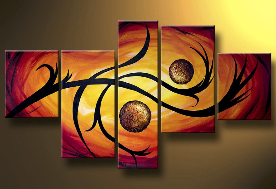 Cuadros Abstractos - $ 1.699,99 en Mercado Libre