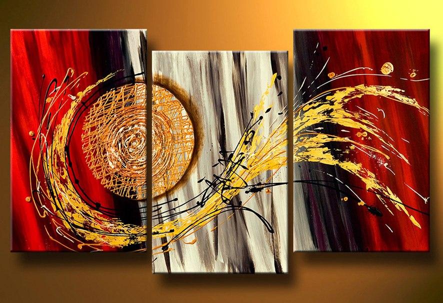 Cuadros Abstractos Modernos 1 999 99 En Mercado Libre