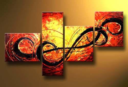 cuadros abstractos modernos en acrilico with cuadros con relieve modernos