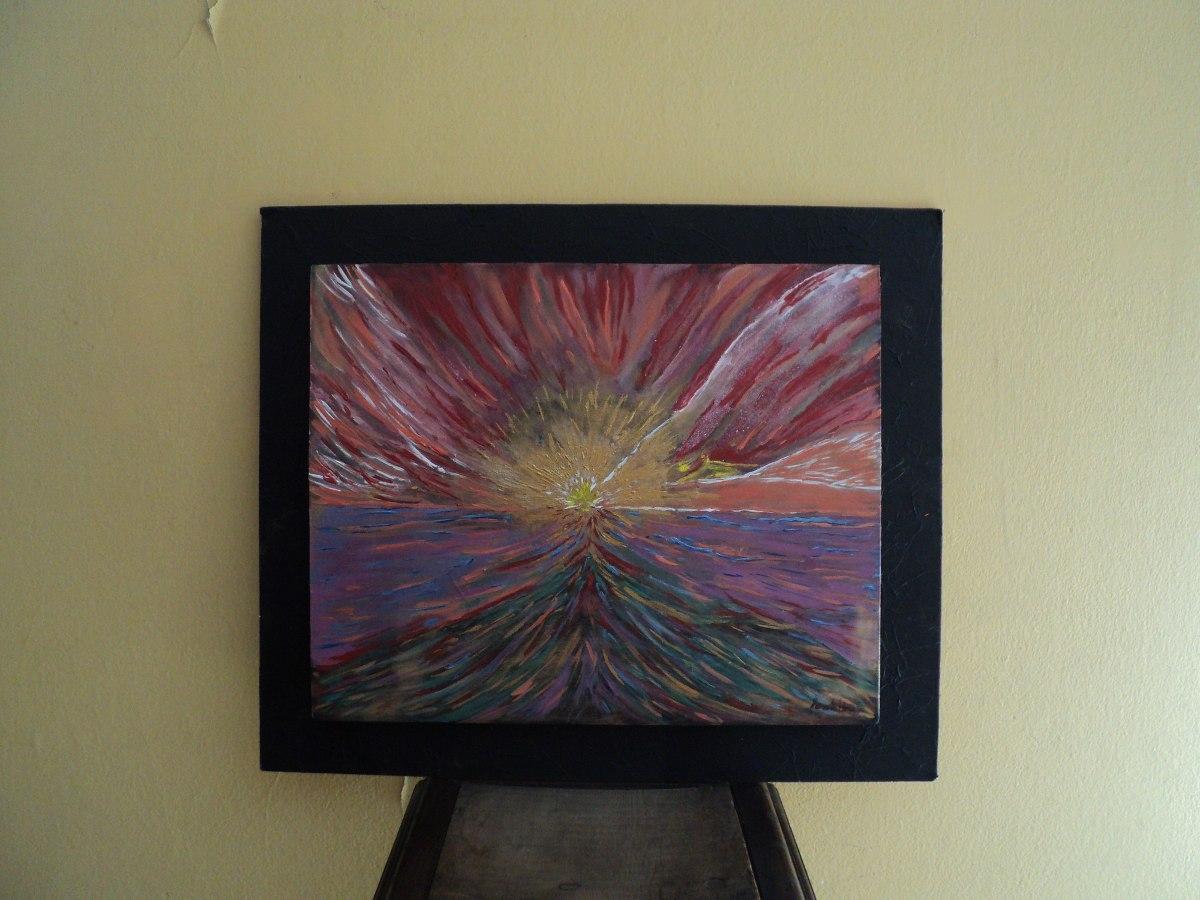 Pintura abstracta decorativa cuadros moderno pinturas - Cuadros pintura acrilica moderna ...