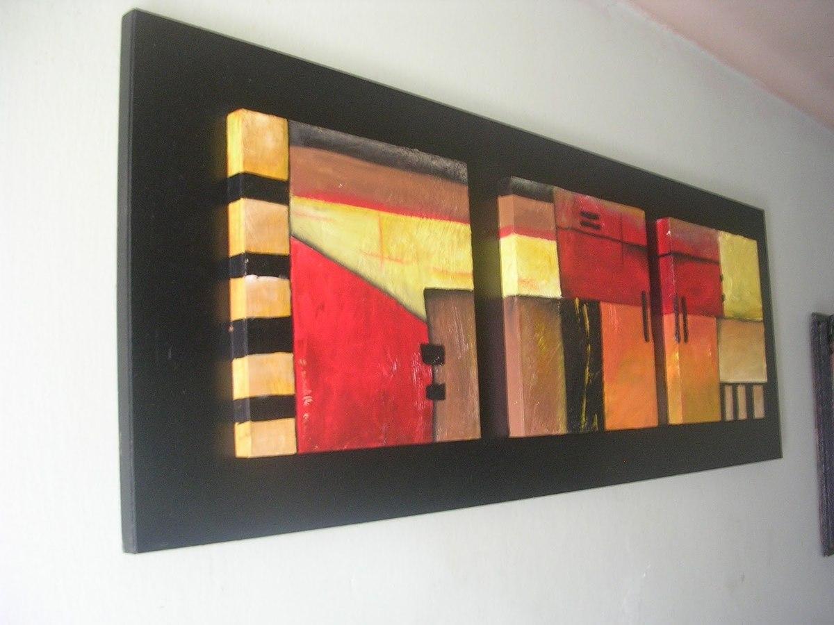 Hermosa Marcos De Cuadros Abstractos Imágenes - Ideas Personalizadas ...