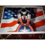 Afiche O Poster Del Capitán American... Numero 1