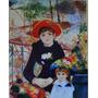 Cuadros Oleo Sobre Lienzo. Imitación Renoir, Lautrec,