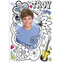 Vinilo Stickers High School Musical! Troy