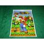 Afiche O Poster De Mario Bross... Numero 2
