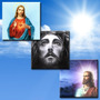 Foto Cuadros Mdf Virgen Del Valle Carmen Coromoto Jesucristo