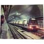 Fotografía Exclusiva De Colección Tunel Metro De Caracas