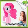 Vinilos Osandme Decora Infantil Pony Hadas Fantasia Sticker