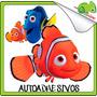 Vinilos Osandme Decora Infantil Niños Pez Nemo Oceano Agua