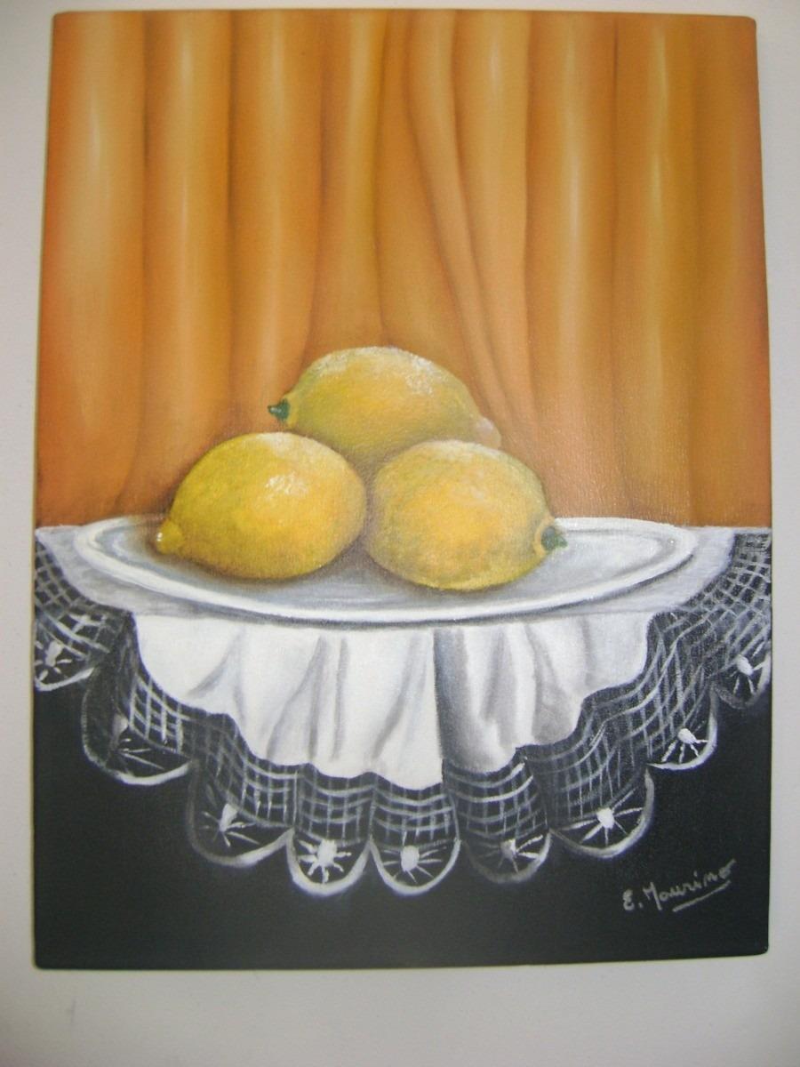 Cuadros Al Oleo De Cocina Para Decorar Tu Hogar Modernos - $ 800,00 ...