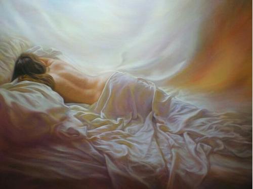 cuadros al oleo desnudos.pinturas para sala hogar