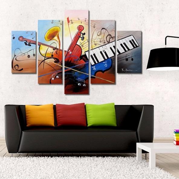 Cuadros al oleo hechos a mano arte pintura moda decora 2 en mercado libre - Pinturas de moda ...