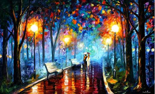 cuadros al óleo. pinturas al óleo.