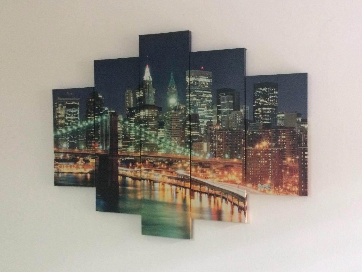 Cuadros Ambientados En New York.precios Variados Para C/u - Bs. 26.250.000,00