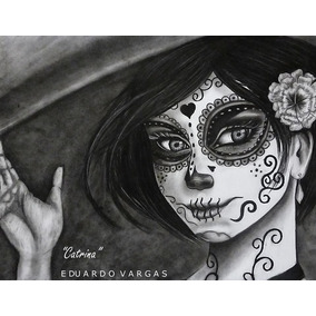 En Subasta Dibujo De Virgen Maria A Lápiz Grafito Lapiz Cuadros De