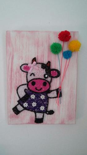 cuadros artesanales en string arts diseños personalizados