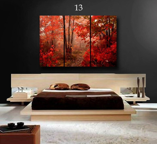 cuadros artesanales sobre lienzo canvas algodón - 90x60 cm