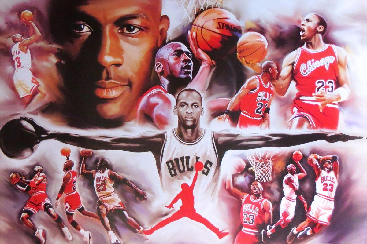 cuadros basquet chicago bull air jordan decoracion 19x25. Cargando zoom. a2a1dc7b0e8