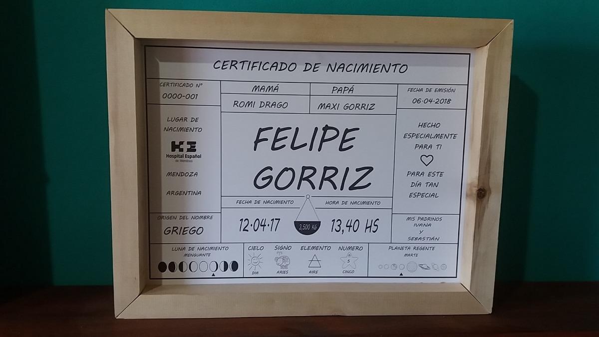 Encantador Donde Encontrar Certificados De Nacimiento Adorno ...