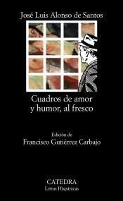 cuadros de amor y humor, al fresco(libro teatro)