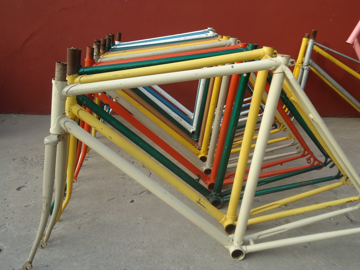 Cuadros De Bici Fixie R-28 R-26 - $ 1.800,00 en Mercado Libre