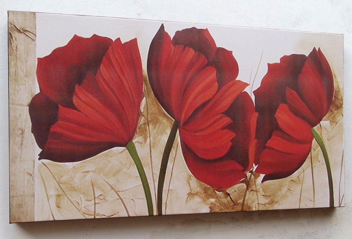 Cuadros de flores hermosas pintadas al oleo con o sin for Donde puedo comprar cuadros decorativos