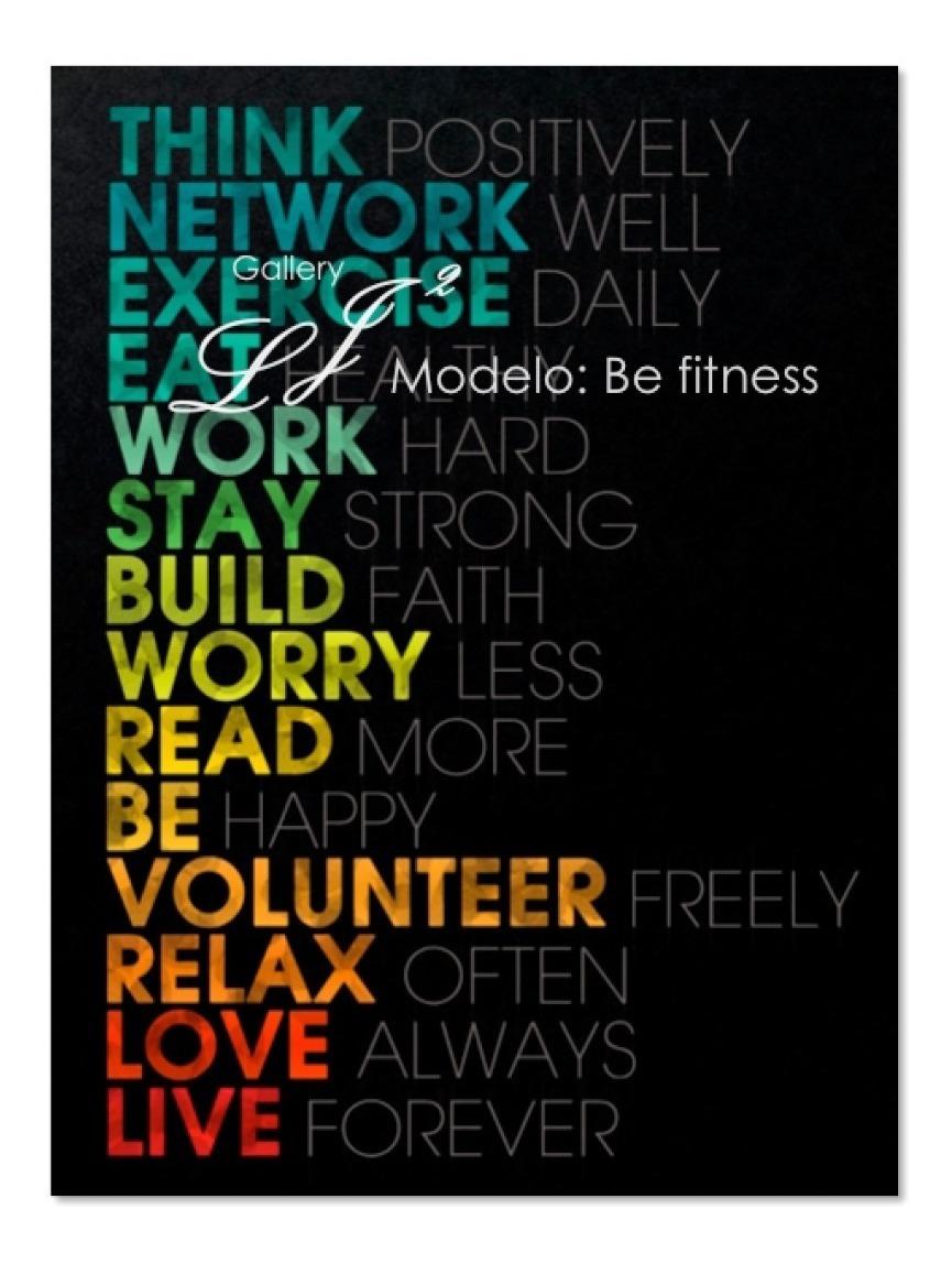 Cuadros De Frases Motivacionales Ejercitarse Entrenar Gym