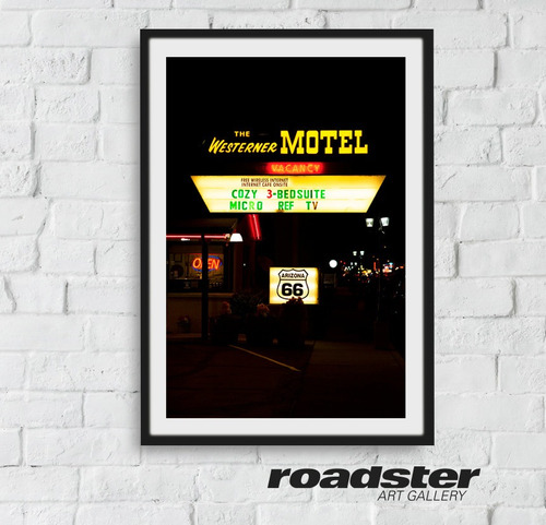cuadros de moteles de ruta 66