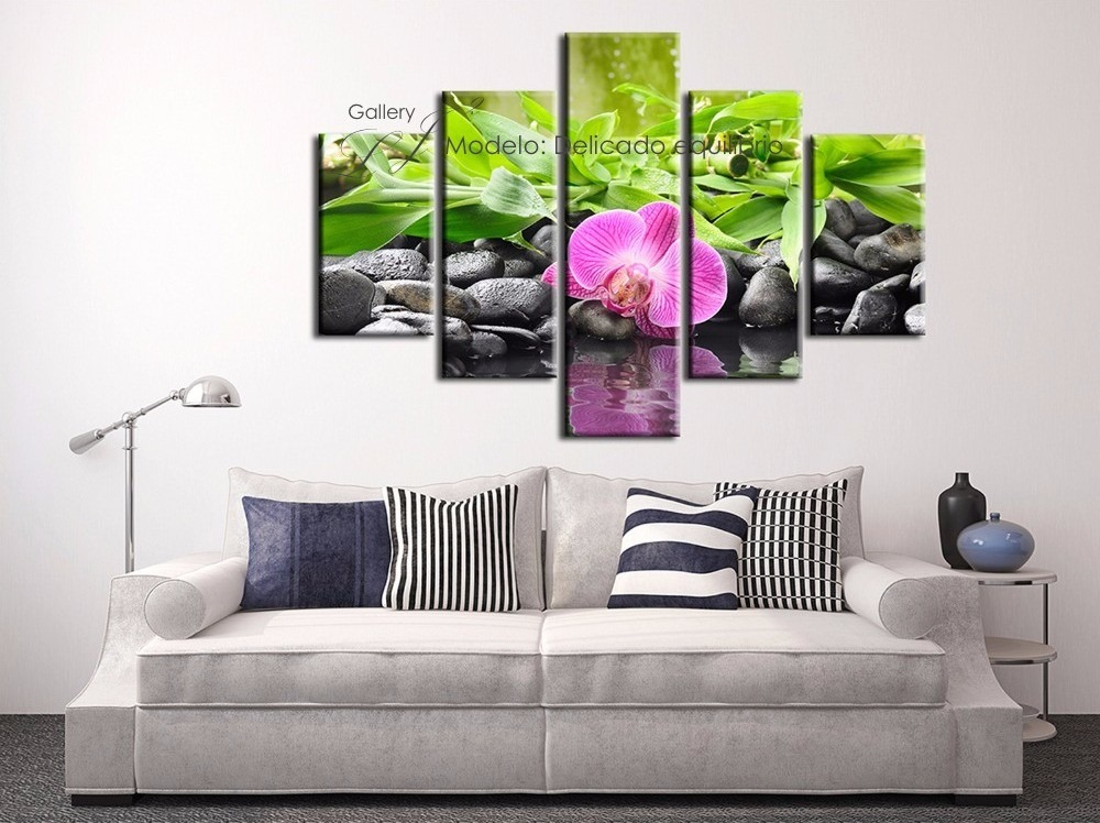 Cuadros de orqu deas flores decoraci n arte moda - Decoracion de cuadros ...