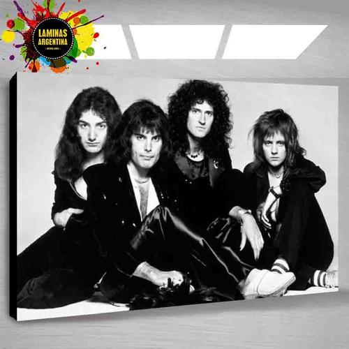 cuadros de queen y todas tus bandas favoritas grupos música