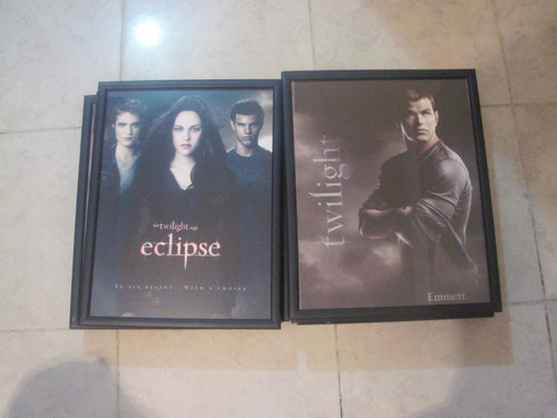 cuadros de the eclipse saga twilight