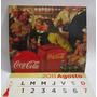 Almanaque Coca Cola Grande Con Imagenes Vintage