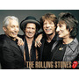 Afiche Adhesivo Rolling Stones Impresión 60x90 Poster