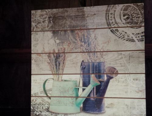 cuadros decorativos 40 x 40 cm diseños vintage