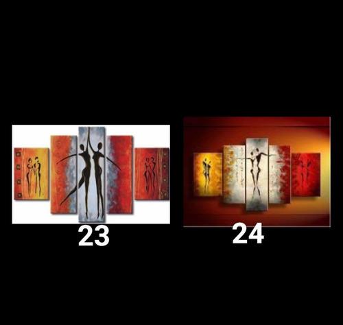 cuadros decorativos abstractos y modernos