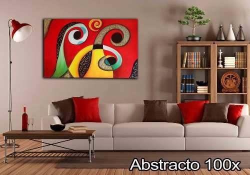 cuadros decorativos clasicos abstractos