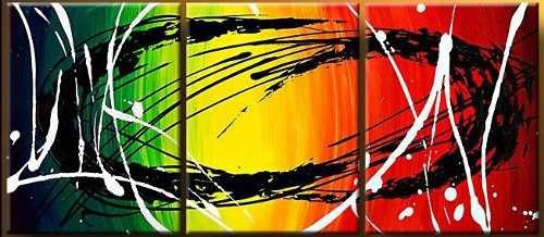 cuadros decorativos coloridos modernos abstractos y más