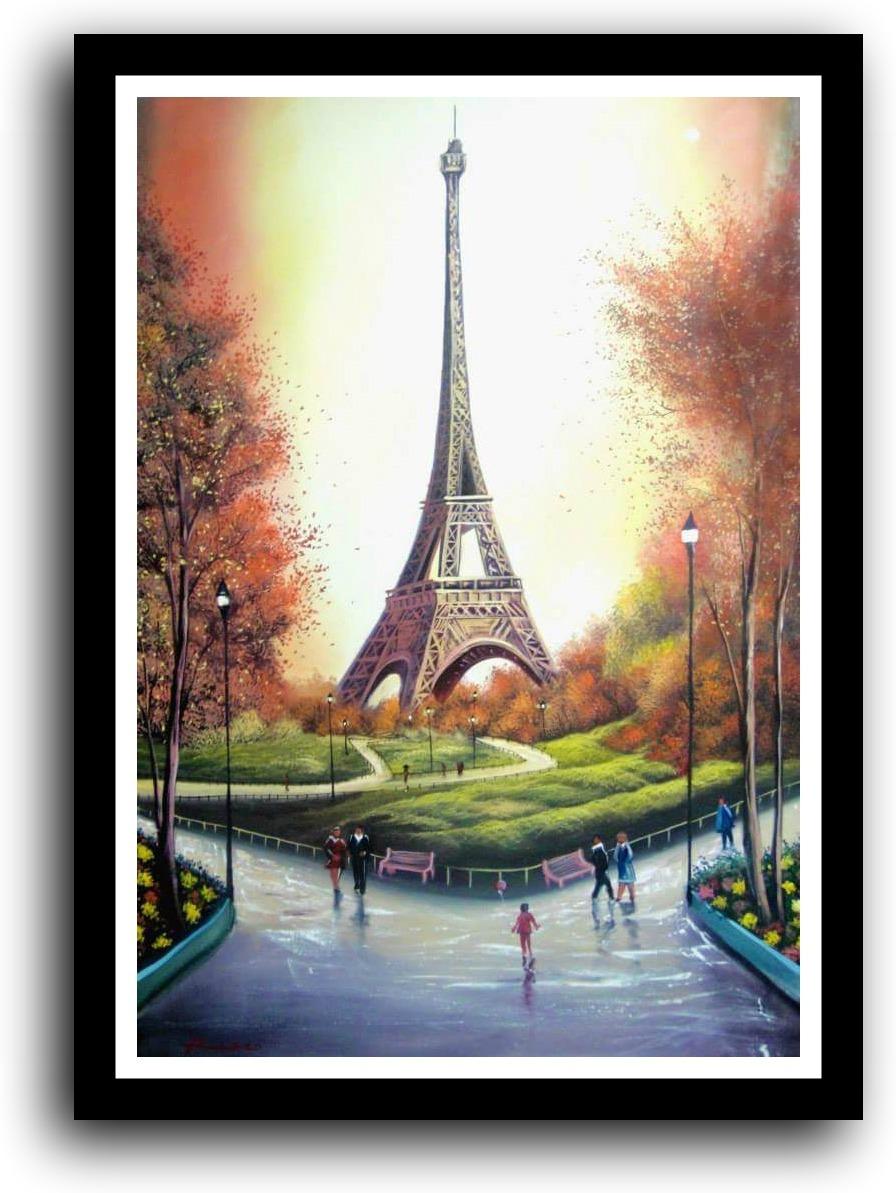 Cuadros decorativos de paisajes en oleo personalizados - Los cuadros mas bonitos ...