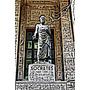 Monumento A Socrates - Biblioteca Nacional - Lámina 45x30cm.