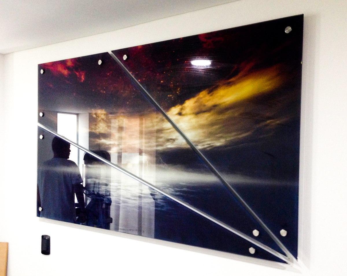 Cuadros decorativos en vidrio desde medida50x70 for Marcos vidrio para cuadros