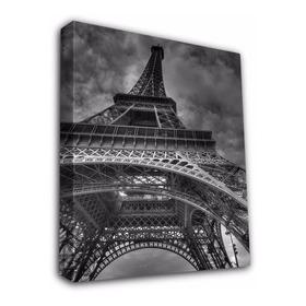 Cuadros Decorativos Moderno En Canvas Bastidor Torre Eiffel