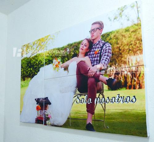 cuadros decorativos personalizados en tela con bastidor