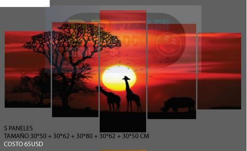 cuadros decorativos personalizados - vinilo - pixeles locos