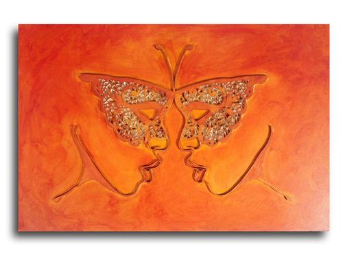 cuadros decorativos pintados a mano